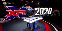 List of 12 things fans need to know about the new XFL coming in XFL return, what is different about the new XFL. XFL football is back. Xfl Teams, Things To Know, Old Things, Xfl Football, Any Given Sunday, Vince Mcmahon, Old Ones, Team Names, Blade Runner