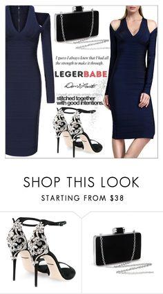 """L-B Nina Novelty Essentials Dress"" by aida-ida ❤ liked on Polyvore featuring Dolce&Gabbana"