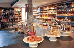 Кафе Mundvoll + продуктовый магазин