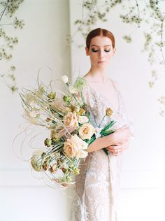 The Elle Gown, a gorgeous sheath lace wedding with flutter sleeves for the romantic bride.The lace details of gown, the organic backdrop from the soft yet strong look from and created for Scanned by Wedding Dress Shopping, Boho Wedding Dress, Wedding Gowns, Lace Wedding, Photography Workshops, Fine Art Photography, Wedding Photography, Vancouver, Film Workshop