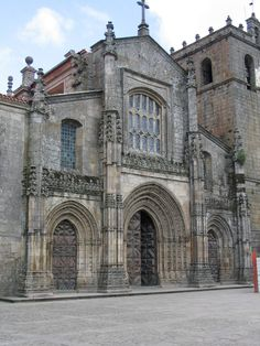 Lamego – Sé / Cathedral - Portugal