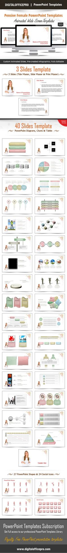 Romantic Relations PowerPoint Template Backgrounds Romantic - 3d powerpoint template