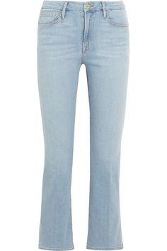 FRAME | Le Crop bootcut jeans | NET-A-PORTER.COM