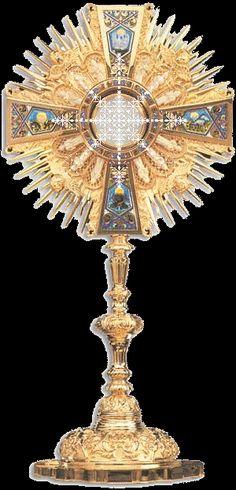 Jesus Fonte de Luz: COMO DEVEMOS VENERAR CORRETAMENTE O SENHOR PRESENT...
