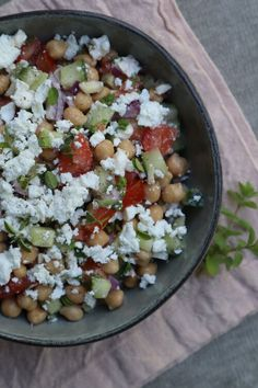 Healthy Salads, Starters, Cobb Salad, Low Carb, Bento, Lunch, Food, Salads, Tomatoes