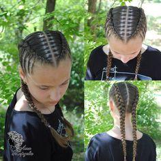 889 отметок «Нравится», 30 комментариев — Леся Жердева (@lesya_zherdeva) в Instagram: «#прическадлядевочек#налетовсамыйраз#» Lil Girl Hairstyles, Girls Hairdos, Kids Braided Hairstyles, African Braids Hairstyles, Pretty Hairstyles, Roll Hairstyle, Natural Hair Styles, Long Hair Styles, Braids For Kids