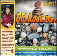 Old Rock Day despite some misconception is not a day of celebrating classic Rock n Roll tunes of days gone by but is in fact the day that Geologists and amateur rock enthusiasts take it upon themselves to show their appreciation of all things fossilised and stony.  #youthicon #motivationalspeaker #inspirationalspeaker #mentor #personalitydevelopment #womenempowerment #womenentrepreneur #entrepreneur #ruzankhambatta #womenleaders #OldRockDay