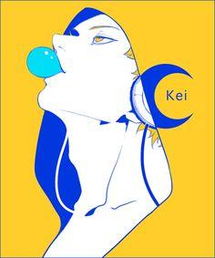 Tsukishima Kei ( 月島蛍 )