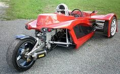 Rayvolution Trike Kit :)