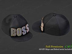 Boss Cap Full Permission