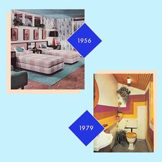 The Worst Decor Trend From The Year You Were Born - See the home decor mistakes from when you were a baby. - Photos