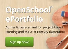 Open School ePortfolio is an app/Website that is free for teachers to use with up to 100 students.
