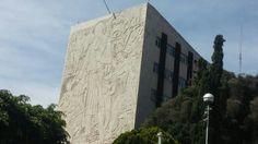 IMSS T1 Leon, gto. Mural de Miguel Hidalgo.