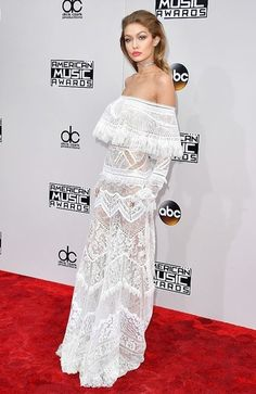 See all the best looks from the American Music Awards