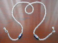 Beaded Eyeglasses Chain