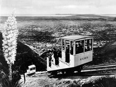 Pacific Electric's Echo & Alpine at work — in Los Angeles, CA.