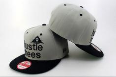 LRG Clothing Co. Hustle Trees New Era Hats Caps - Heather Grey