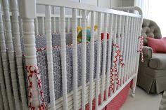 http://www.augustfields.blogspot.com  Featuring Crib bedding by Miss Polly's Piece Goods  http://www.etsy.com/shop/MissPollysPieceGoods