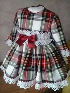 Girls Red Gingham Dress Baby Girl Dress Toddler by TootandPuddle Baby Dress Patterns, Baby Clothes Patterns, Sewing Patterns, American Doll Clothes, Girl Doll Clothes, Sewing Clothes, Girl Dolls, Children Clothes, Little Dresses