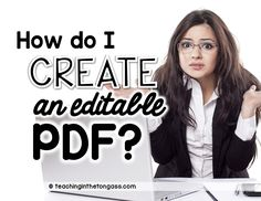 So, you're ready for the big leagues, huh? Kidding! Creating an editable PDF is one of the easiest things you can do and it's totally painless, promise. Let's get to it! First, in Powerpoint, go to Fi