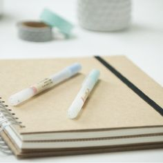 Starting a bullet journal