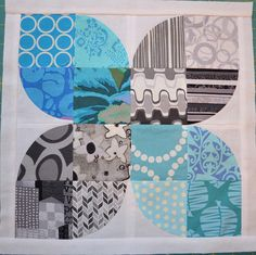 she can quilt: For Wednesday - I have some progress to share.