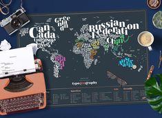 Pentru veteranii Mindblower, harta razuibila Typogeography este, pe scurt, o combinatie intre Harta razuibila Gourmet Europa si Harta Razuibila Am fost acolo. Pentru cei noi, asta inseamna ca Harta razuibila Typogeography imbina un design unic de reprezentare a tuturor tarilor lumii cu un sistem clasic de functionare. Unic, America, Electronics, Design, Europe, Usa, Consumer Electronics