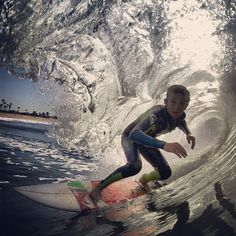 Photo from quiksilver Surfer Kids, Surfing Pictures, Beach Kids, Second World, Surfs Up, Color Of Life, Waves, Figure Reference, 4 Life