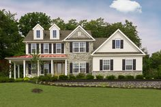 Augusta Model Keystone Custom Homes