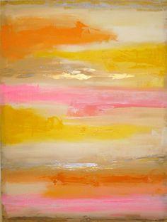 Abstract Acrylic Painting Original Art Textured by OraBirenbaumArt