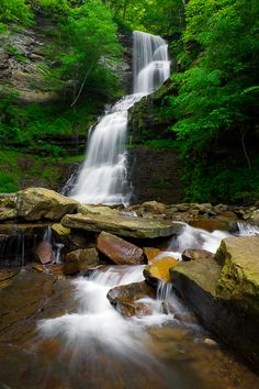 Sanctuary by *LAlight, Cathedral Falls Gauley Bridge, WV