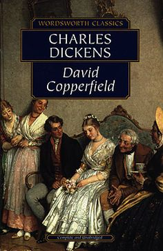 David Copperfield ... What a writer Dickens is!  Such an imagination and a master at description.  His characters are either lovable or despicable.