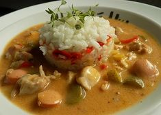 Thai Red Curry, Ethnic Recipes