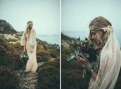 boho goes glam | photographer: Cheyenne Gil // florals: Mark Grehan at The Garden