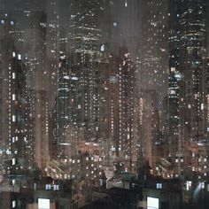 Ward Roberts - Billions (Hong Kong Reflections)