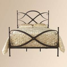 Saint Lucia Queen Bed - Arhaus, love his bed!!! Looks great year after year