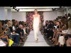 Oscar de La Renta | Spring Summer 2015 Full Fashion Show | Exclusive - YouTube