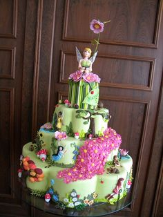 Tinkerbell...thinking this would my nxt bday theme