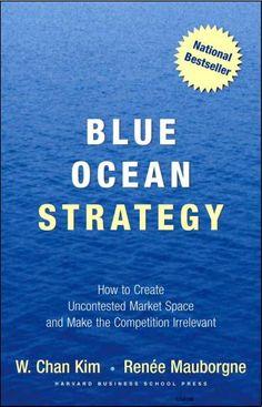 Blue Ocean Strategy By W. Chan Kim & Renée Mauborgne Mauborgne