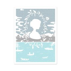 Jane Eyre | Book Poster | Litographs