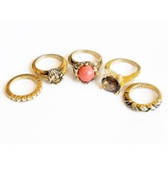 Skova Yvette Stacking Rings  www.lespommettes.com