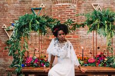 Modern Boho Industrial-Chic Styled Wedding  We are on Philly in Love today! We were a part of this fantastic shoot back in the summer at the Ice House in Bethlehem! Vendor team includes Fox and Finch Vintage Rentals Nina Lily Photography Abominable Productions PAPERTINI Story By Design Events True Beauty Marks Love Bites by Erika Simply Designed Harry Merrill & Son Jewelry, Inc. The Colony Meadery Model Management Agency Claire Pettibone Moonlight Bridal Mens Warehouse