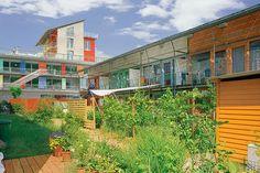 Barrio en Alemania produce 4 veces la energía que consume - Ecoportal.net