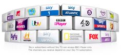 Sky TV Channels To Be Costlier From September Ownwards