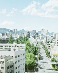 Hiroshima. Me encanta. Es una ciudad un poco pequeña, pero muy verde. Agradable para vivir ^^
