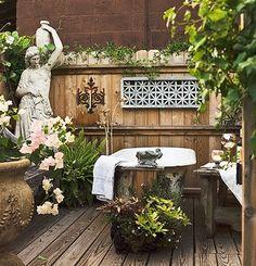 patio by Ladybumblebee