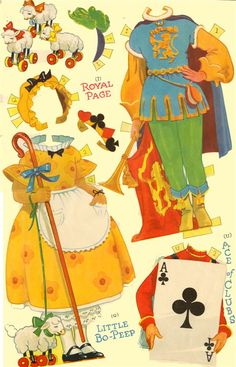 "Bonecas de Papel: fantasiadas* 1500 free paper dolls international artist Arielle Gabriel""s The International Paper Doll Society for pinterest paper doll pals *"