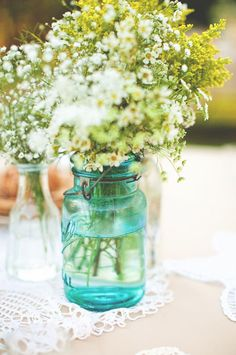 oh!myWedding: La paniculata en las bodas / Baby Breath Wedding