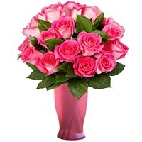 """""""To My Sweetheart"""" 17 Roses Bouquet is a perfect way to show your affection and romantic feelings."""