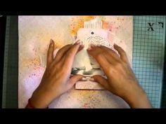 VIDEO KURS:Layout w pastelach - Video tutorial [Scrapbooking] - Blog Przyda Się - Scrapbooking